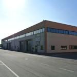 Nuova costruzione capannone Gessate